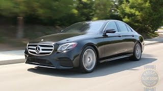 2017 Mercedes-Benz E-Class - Review and Road Test