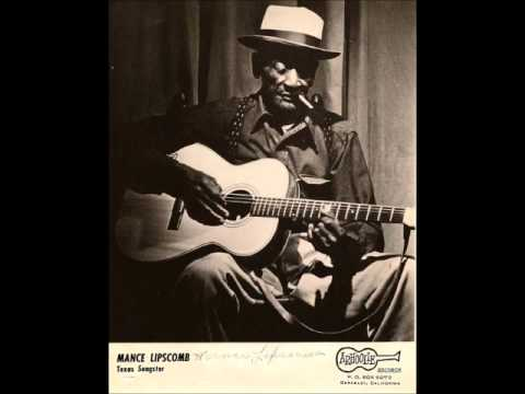 Mance Lipscomb- Bout A Spoonful (High Definition)
