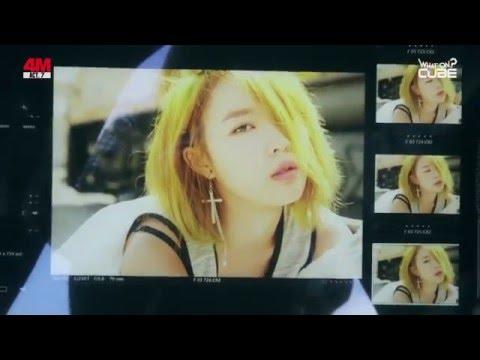 4MINUTE(포미닛) - '싫어(Hate)' (BTS: Photo Shoot)
