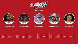 SPEAK FOR YOURSELF Audio Podcast (5.15.19) with Marcellus Wiley, Jason Whitlock | SPEAK FOR YOURSELF