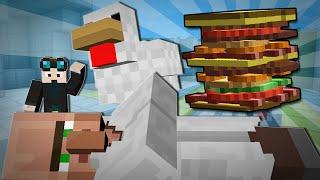 TRAYAURUS' OPERATION | Minecraft