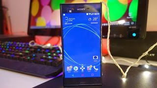 Android 7.1.1 on Sony Xperia XZ whats new and performance test (F8332)
