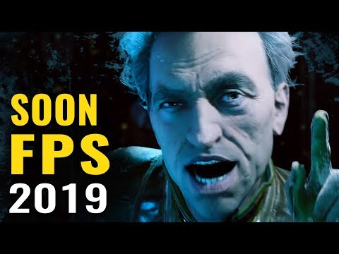 15 Upcoming FPS Games of 2019 | PC, PS4, Xbox One, Switch