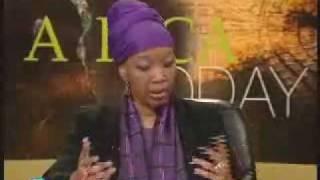 Selam Kidan, Eritrean  human rights activist On Press TV  Part 1
