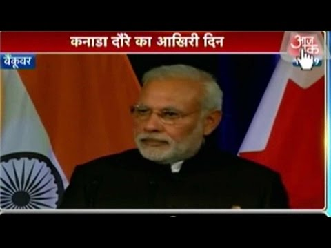 Visit Will Bring A New Era In India-Canada Ties: Narendra Modi