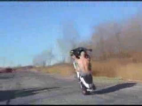 motobike tricks / accidents