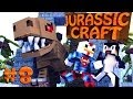 "Minecraft | Jurassic Craft - Dinosaurs Ep 8 ""SO MUCH POWER!"""