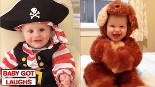 100 Cute Halloween Babies | Funny Babies Compilation