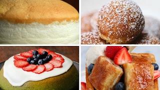 7 Japanese Desserts From Tasty Japan