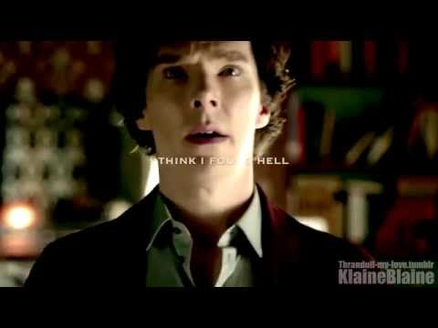 Sherlock ✖ i think i found hell.