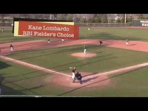 Lewis Baseball Post Game vs UW Parkisde (DH: L, 5-3, W, 6-5) 4/1/15