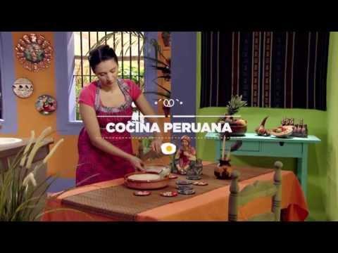 Descubre Cocina Peruana