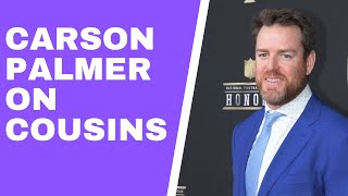 Carson Palmer on Kirk Cousins, Vikings, Baker Mayfield and more (Purple Daily)