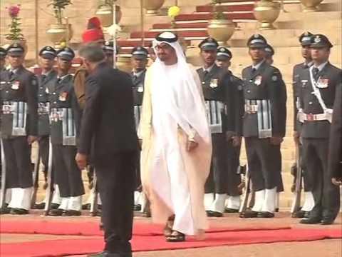 Modi, Abu Dhabi Crown Prince hold bilateral talks in New Delhi