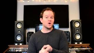 Joe Gilder's Studio One Tutorial Series Episode 1: Introduction