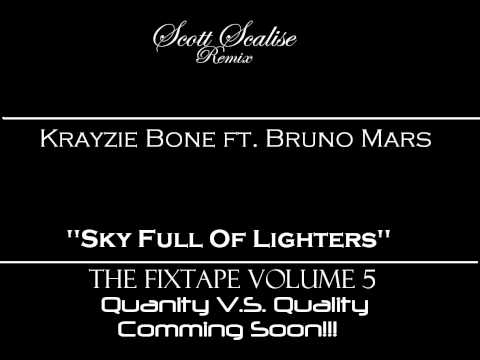 Krayzie Bone Ft Bruno Mars- Sky Full Of Lighters video