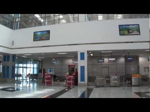 Inside Surat Airport, Gujarat, India; 20th February 2012