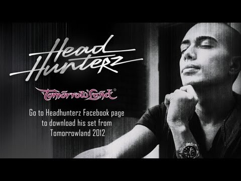 Headhunterz - Live at Q-dance @ Tomorrowland 2012