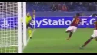 Mohamed Salah Goal 2015   AS Roma vs Leverkusen 1 0 HD mp4