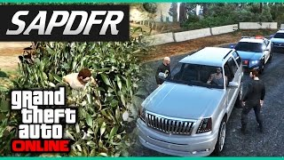 SAPDFR E07 - Hide in the Bush (I Run)