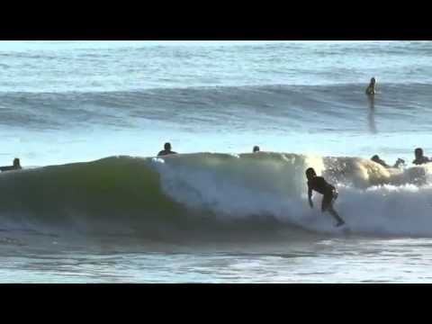 Surfing: Rincon Point, California