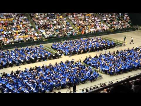 Osbourn Park High School 2014 Graduation