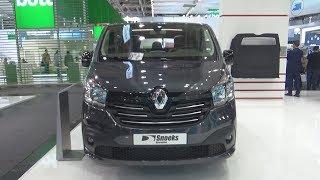 Renault Trafic Snoeks Automotive Crew Van (2019) Exterior and Interior