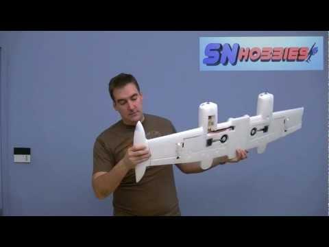 SN Hobbies - Dynam Grand Cruiser: What's in the Box!