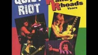 Watch Quiet Riot Laughing Gas randy Rhoads Guitar Solo video