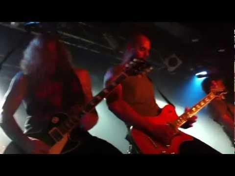 Baroness - A Horse Called Golgotha. Live @ Debaser Slussen, Stockholm 2012-07-04.