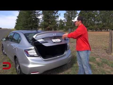 honda civic hybrid dreaded ima battery light diy replace   battery   journal
