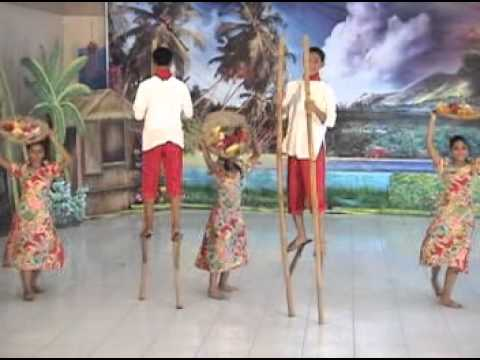 Leron Leron Sinta - Phillipine Folk Dance Vol. 3 video