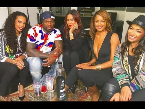 """50 Cent walks the ladies of Lip Service through """"The First 50"""" on the heels of his latest mixtape """"The Kanan Tape"""" inspired by his character on """"Power."""" Angela Yee, GiGi Maguire, Stephanie..."""