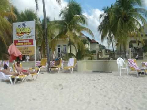 Negril Jamaica 7 Mile Beach Walk 2 of 5 - Negril Jamaica Tourist  Vidia Project