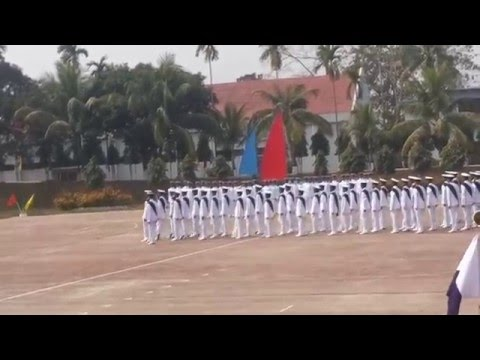 Bangladesh Marine Academy (Passing Out Parade of Golden Jubilee)
