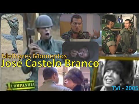 Jos� Castelo Branco na 1� Companhia TVI Os Melhores Momentos