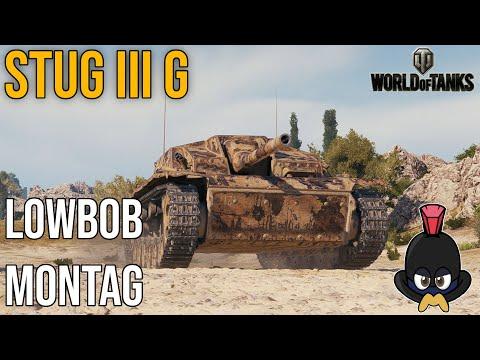 World of Tanks   LowBob Montag im StuG III G auf Steppen