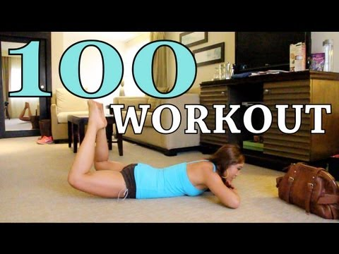 The 100 Workout | POP Pilates