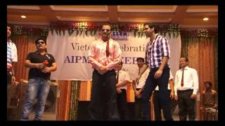 Dhamaal of ALLEN Faculty Members with PAPPU BHAI MBBS (Victory Celebration AIPMT/AIEEE-2012