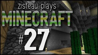 Zisteau Plays Minecraft #27 - Lemon Lime - Beta 1.3
