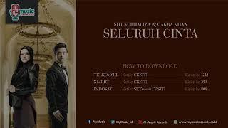 """Video Klip """"Seluruh Cinta"""" Chakra Khan feat. Siti Nurhaliza"""