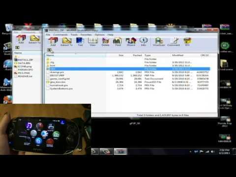 Install GPsp on 2.06 PS Vita