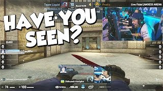 If You're A CS:GO Fan You've Seen These Pro Plays