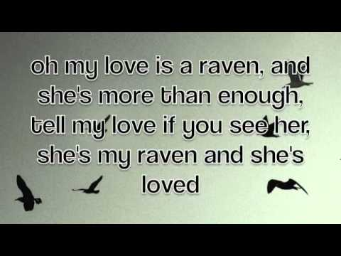 Raven - Mark Owen (lyrics)