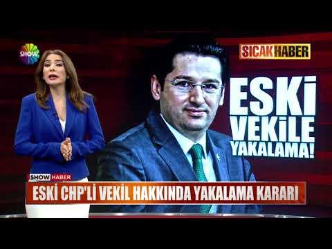 Eski CHP'li vekil hakkında yakalama kararı
