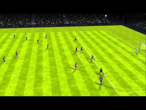 FIFA 14 iPhone/iPad - Perth Glory vs. Sydney FC