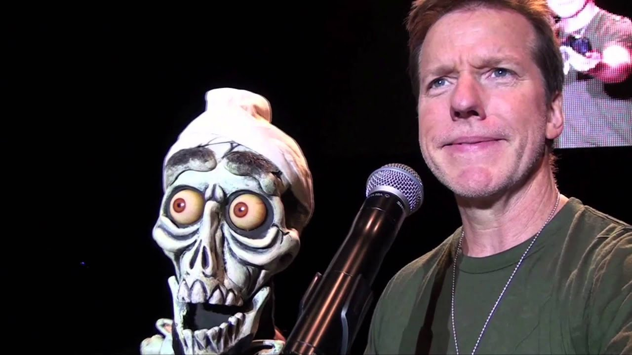4 happy halloween from jeff dunham and achmed youtube for Achmed the dead terrorist halloween decoration