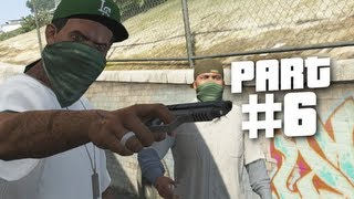 Grand Theft Auto 5 Gameplay Walkthrough Part 6 - Dog Day Afternoon (GTA 5)