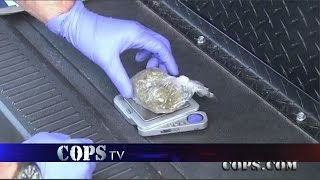 Felony Manpon, Deputy Rogers, COPS TV SHOW