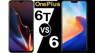 OnePlus 6T Specification and Review ll OnePlus 6 VS OnePlus 6T